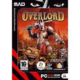 Overlord (PC DVD)-ny
