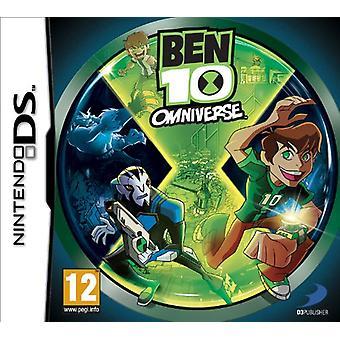 Ben 10 Omniverse (Nintendo DS) - New