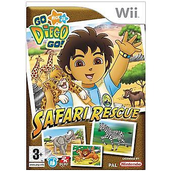 Go Diego Go - Safari Rescue (Wii) - Nouveau