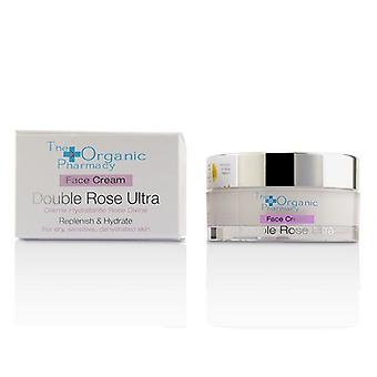 Double Rose Ultra Face Cream - For Dry Sensitive & Dehydrated Skin - 50ml/1.69oz