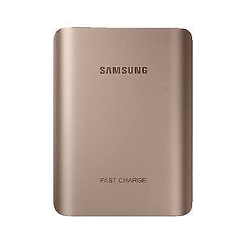 Officiella Samsung Portable Power Bank - guld - 10200mAh