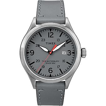 Timex Herrenuhr Waterbury Traditional 40mm Leder TW2R71000