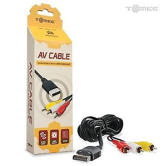 Sega Dreamcast стандартный кабель AV