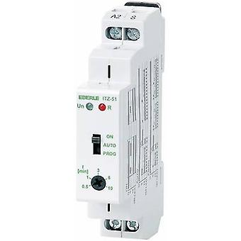 Eberle ITZ 51 Staircase multiway switch Multifunction 230 V AC 1 pc(s) Time range: 30 s - 10 min 1 maker