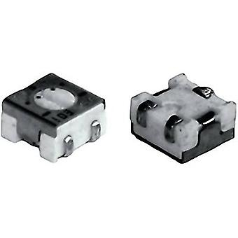 2800586680 CERMET trimmer + File de lipire liniar 0,25 W 1 MΩ 210 ° 1 buc (e)