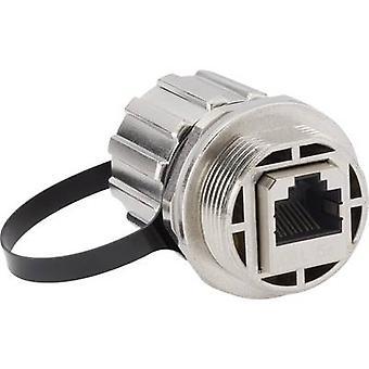 Conector RJ45 de conec 17-10011, montar