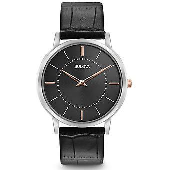 Bulova montre classique 98A167