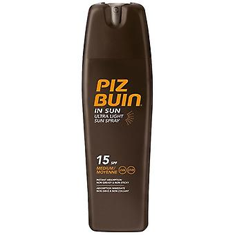 Piz Buin Ultra Light Sun Spray FPS 15 200ml