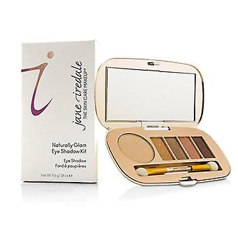 Jane Iredale Naturally Glam Eye Shadow Kit - 9.6g/0.34oz