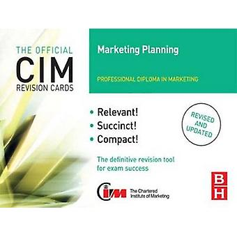 CIM Revision Cards Marketing Planning (2nd Revised edition) by Karen