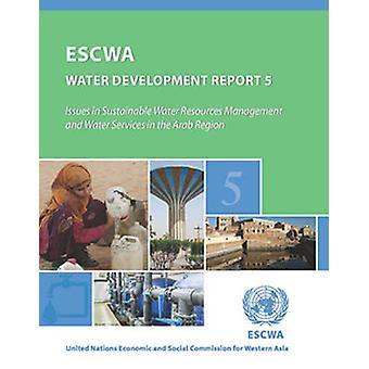 Nummer i hållbar förvaltning av vattenresurser och vattentjänster i