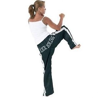 Bytomic Kickboxing byxor - vit rand