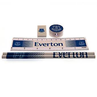 Everton FC Core Fade Stationery Set
