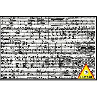 Piatnik 224 Musical Notes Jigsaw Puzzle (1000 Pieces)
