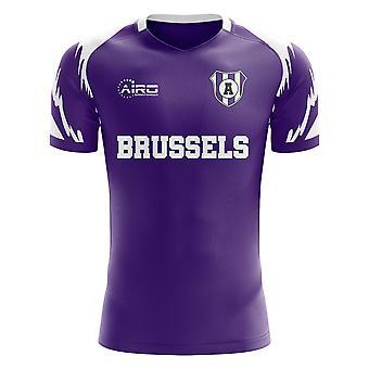 2019-2020 Anderlecht Home Concept Football Shirt-Kids