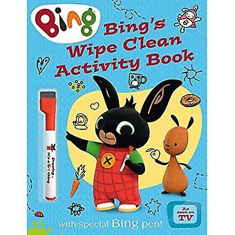 Strofinata pulita attività libro di Bing (Bing)