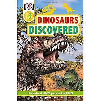 Dinosauriërs ontdekt