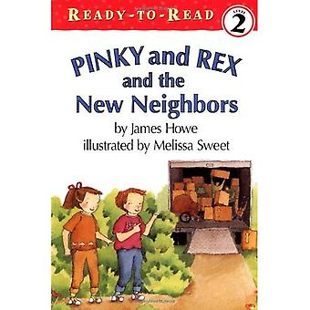 Pinky and Rex and the New Neighbors (Ready-To-Read:)