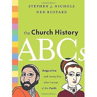 Kirkens historie ABCs: Augustin og 25 andre helter troens
