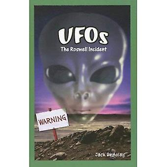 UFOs: The Roswell Incident (JR. Graphic Mysteries)