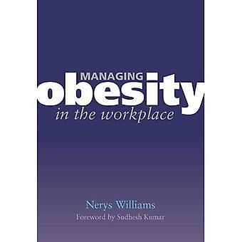 Manejo de la obesidad en el lugar de trabajo