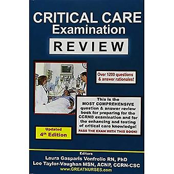 Critical Care Prüfung Review