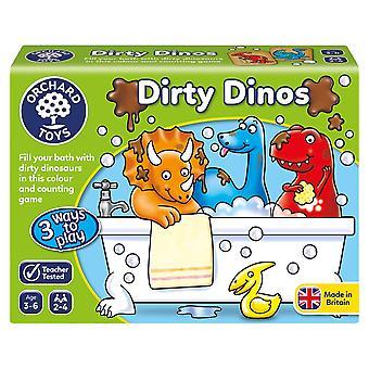 Orchard Toys schmutzig Dinos