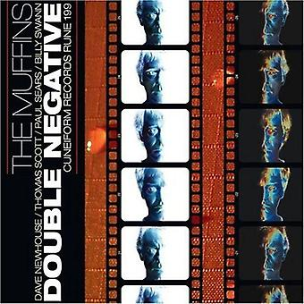 Muffins - Double Negative [CD] USA import