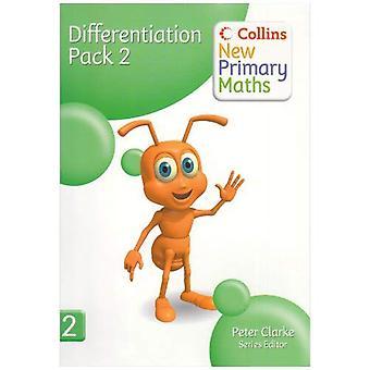 Differentiatie Pack 2 (Collins nieuwe primaire wiskunde)