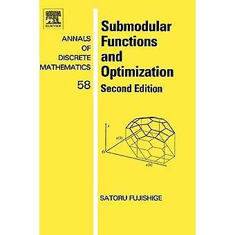 Submodular Functions and Optimization by Fujishige & Satoru