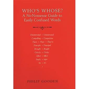 Quem é quem por Gooden & Philip
