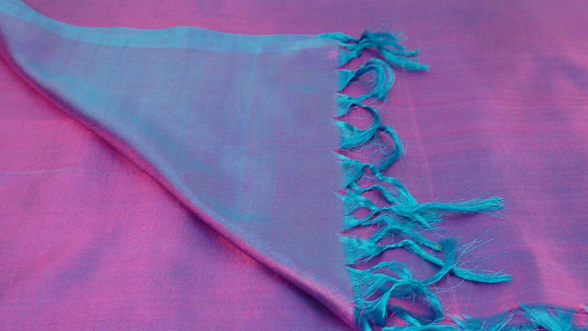 Varanasi Silk Long Scarf Heritage Range AMEETA 2 by Pashmina & Silk