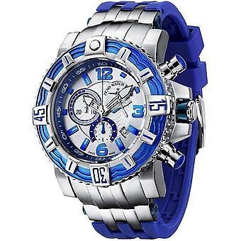 Zeno-watch mens watch Neptune 2 chronograph blue 4537-5030Q-i4
