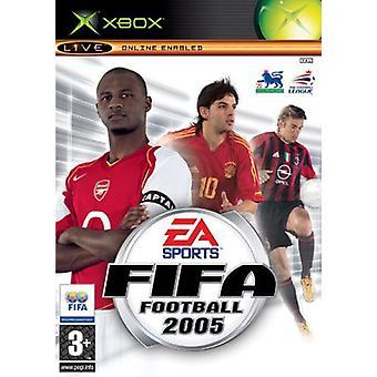FIFA Football 2005 (Xbox) - Usine scellée