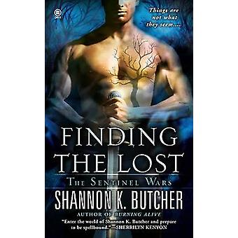 Finding the Lost by Shannon K Butcher - 9780451412829 Book