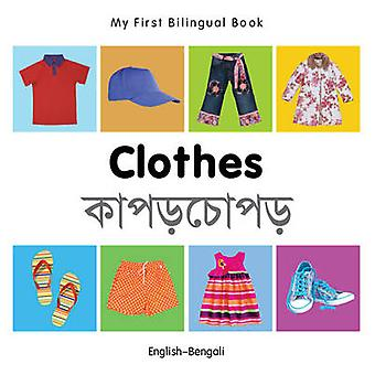 My First Bilingual Book - Clothes by Milet - 9781840598599 Book
