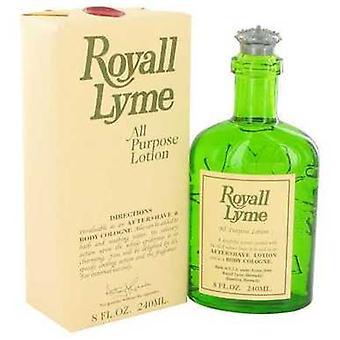 Royall Lyme By Royall Fragrances All Purpose Lotion / Cologne 8 Oz (men) V728-401205