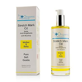 The Organic Pharmacy Stretch Mark Oil - For Mothers & Mothers-to-be - 100ml/3.3oz