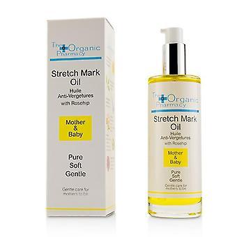 Organic farmacie Stretch Mark Oil-pentru mamele & amp; Mame-a-fi-100ml/3.3 oz