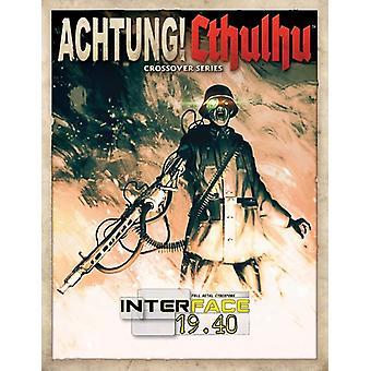 ¡Achtung! Interfaz Cthulhu 19.40 - Libro