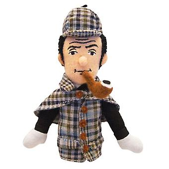 Finger Puppet - UPG - Holmes Soft Doll Toys Gifts Licensed New 0596