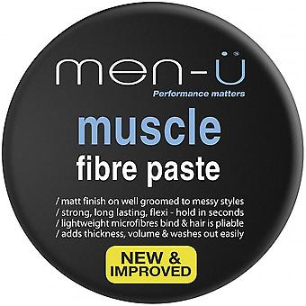 Muscle Fiber Paste Creme De Styling - Fixation Forte
