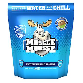Muscle Moose Protein Mousse Desert, Low Sugar, Gluton Free