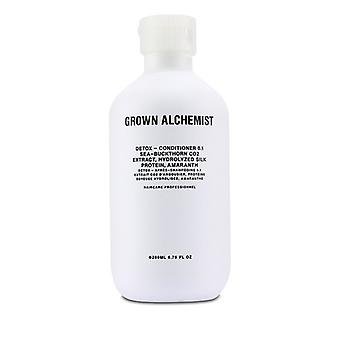 Kasvanut alkemisti Detox-hoito aine 0,1-200ml/6.76 oz