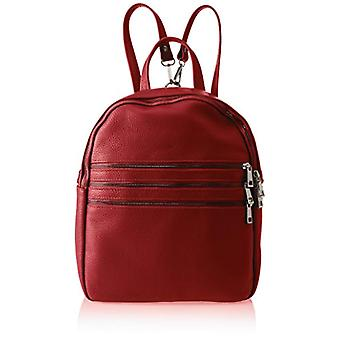 Piece Bags 8702 1 Women's Red backpack bag (Edge) 28x32x15 cm (W x H x L)