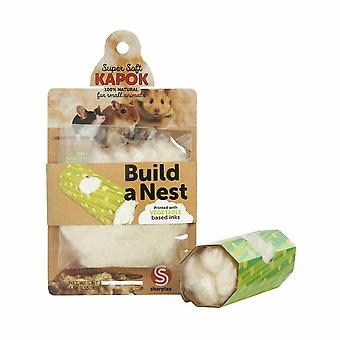 Kapok Build A Nest Small Animal Toy
