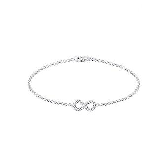 Elli vrouwen Zilveren armband 925-18 cm 0203430413_18