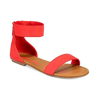 American Rag Womens Akeley Fabric Open Toe Casual Ankle Strap Sandals