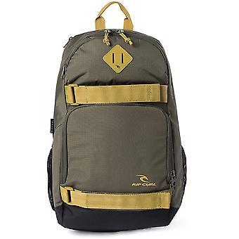 Rip Curl Fader Stacka M Backpack in Military Green