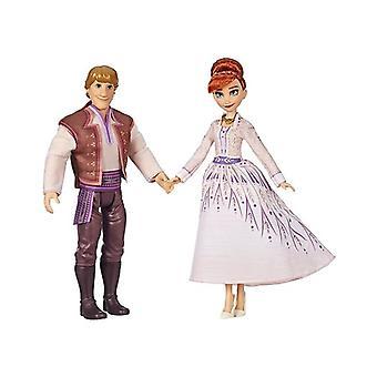Disney, Frozen 2/Frost 2-Anna & Kristoffer